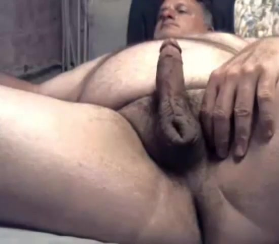 Grandpa stoke on cam 4 Nami pussy ass from behind
