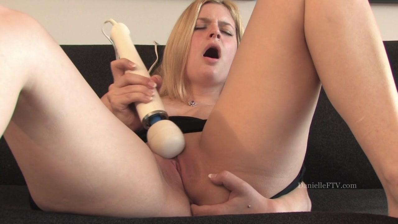 Boob Play & Masturbation Video - DanielleFtv free all amateur interracial porn