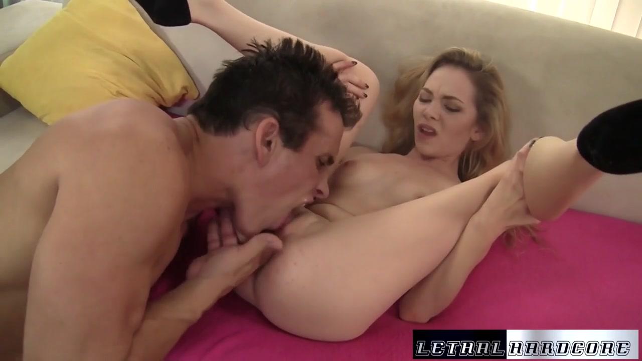 Petite College pornstar Angel Smalls sucks giant cock - LethalHardcore Naked men cumming gifs