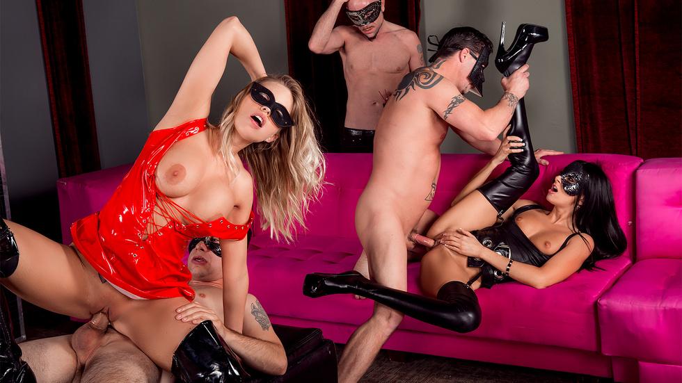 Britney Amber,Nikki Daniels in Impulse, Scene 5 - Wicked Sexy naked latinas sleeping
