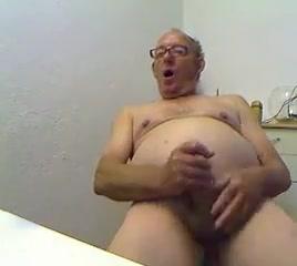 Grandpa cum on cam 5 Exercise facial yoga