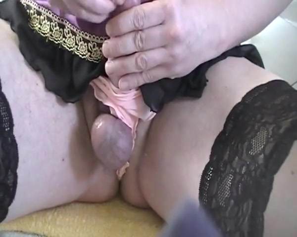 Nice dick and stocking Matured babes
