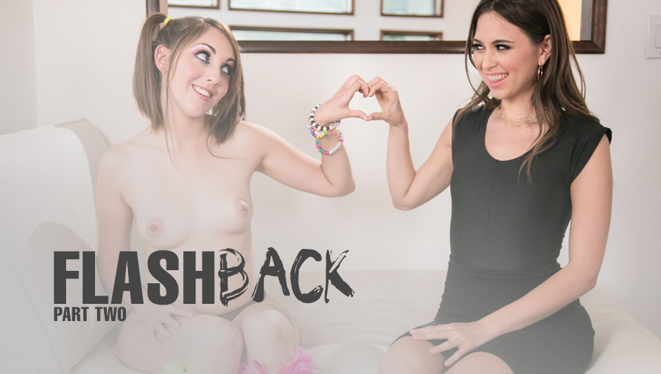 Nickey Huntsman in Flashback: Part 2, Scene #01 - GirlsWay Guyanese online dating