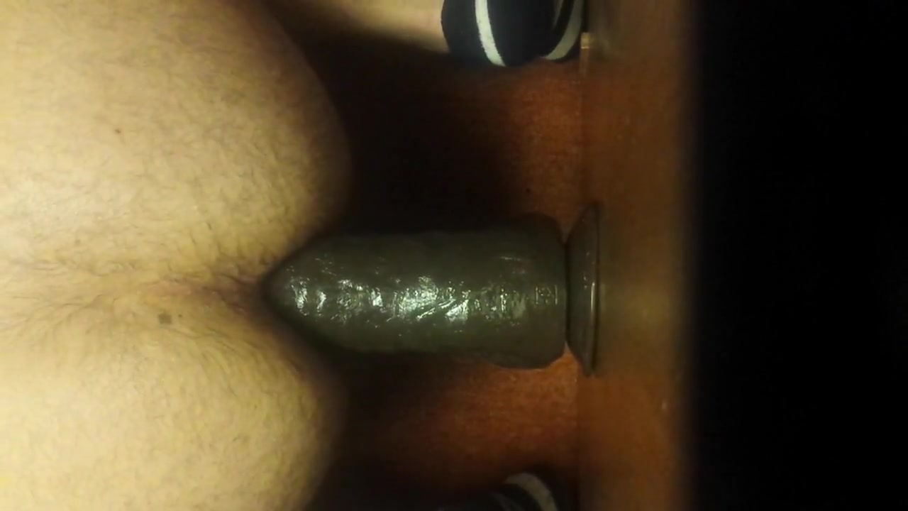 Hungry asshole devouring super thick dildo is john cusac gay