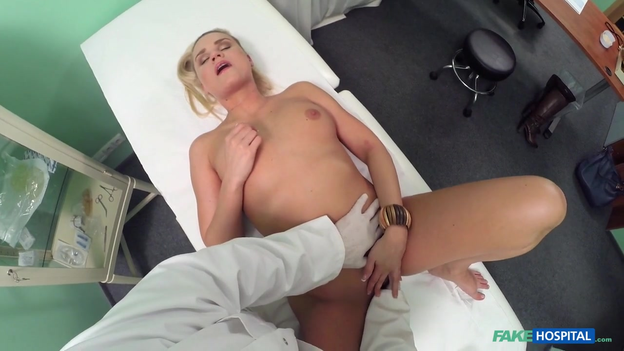 Barra in Cute sexy blonde still dizzy after doctor cums in her - FakeHospital archive extreme hardcore movie