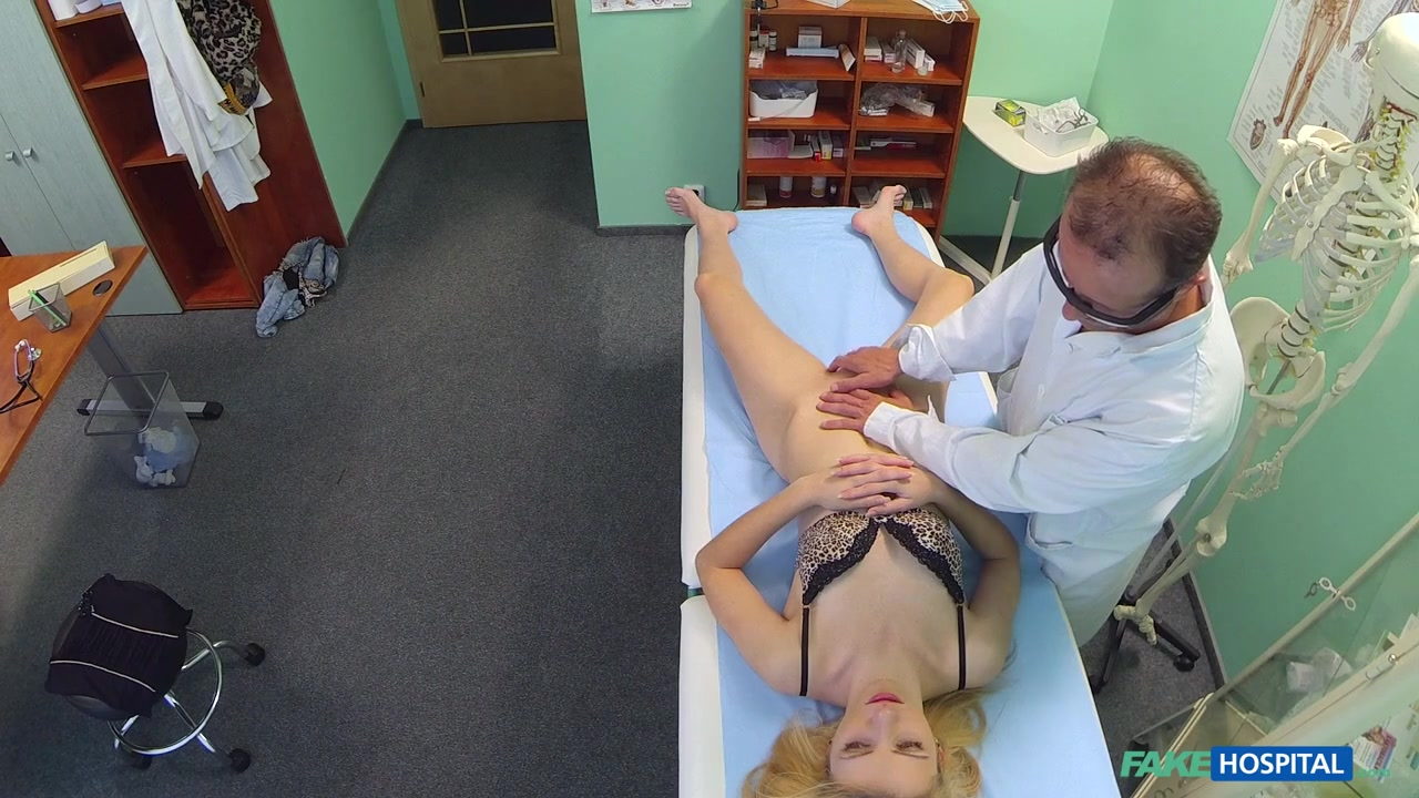 Beatrix in Doctors oral massage gives skinny blonde her first orgasm in years - FakeHospital milf public amateur perfect girl
