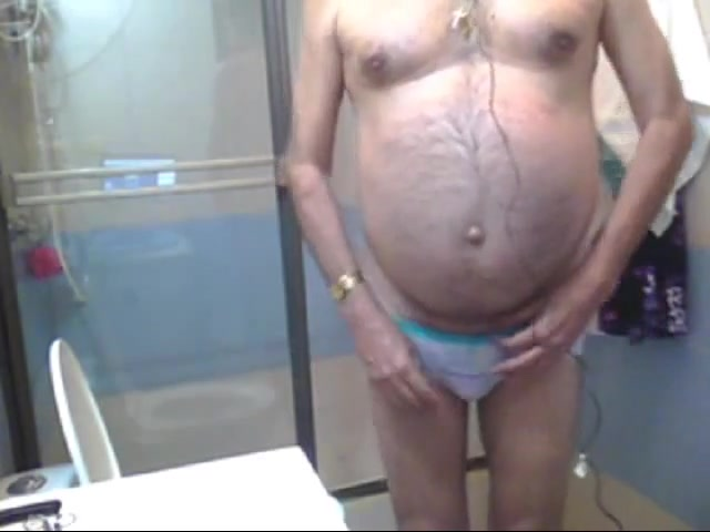 Old fat daddy at toilet Super korean model sexy naked