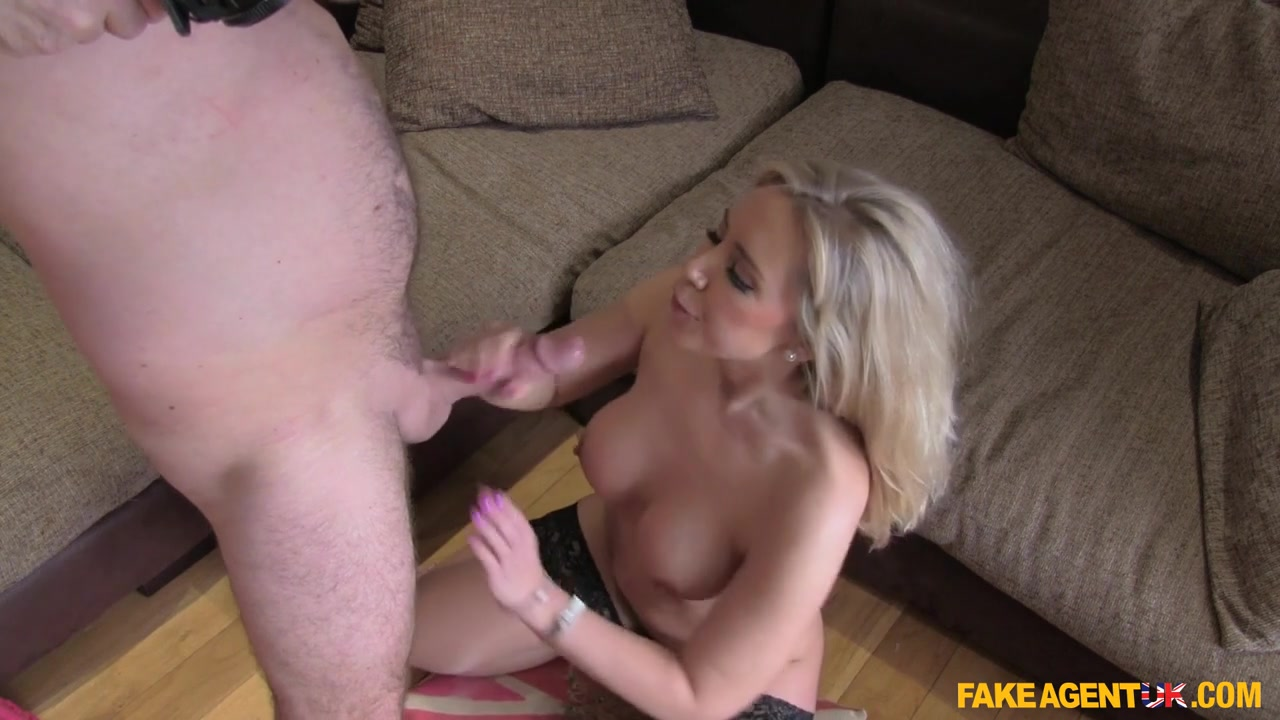 Karlie in Tight Shaven Pussy Fucked Over Desk - FakeAgentUk porn you can watch on psp