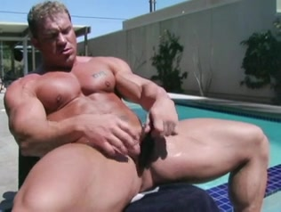 Hot gay bodybuilder masturbates with sex toys Dancing bbw pussy and ass