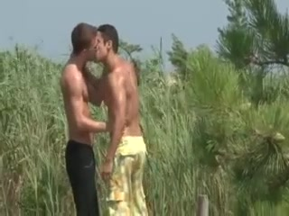 two SEXY chaps GIVING A KISS ass drilling BUTT and hawt WEENIE OUTSIDE Kis Videos