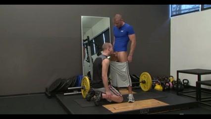 Hirsute Blondes Routine Workout Tyler marrero