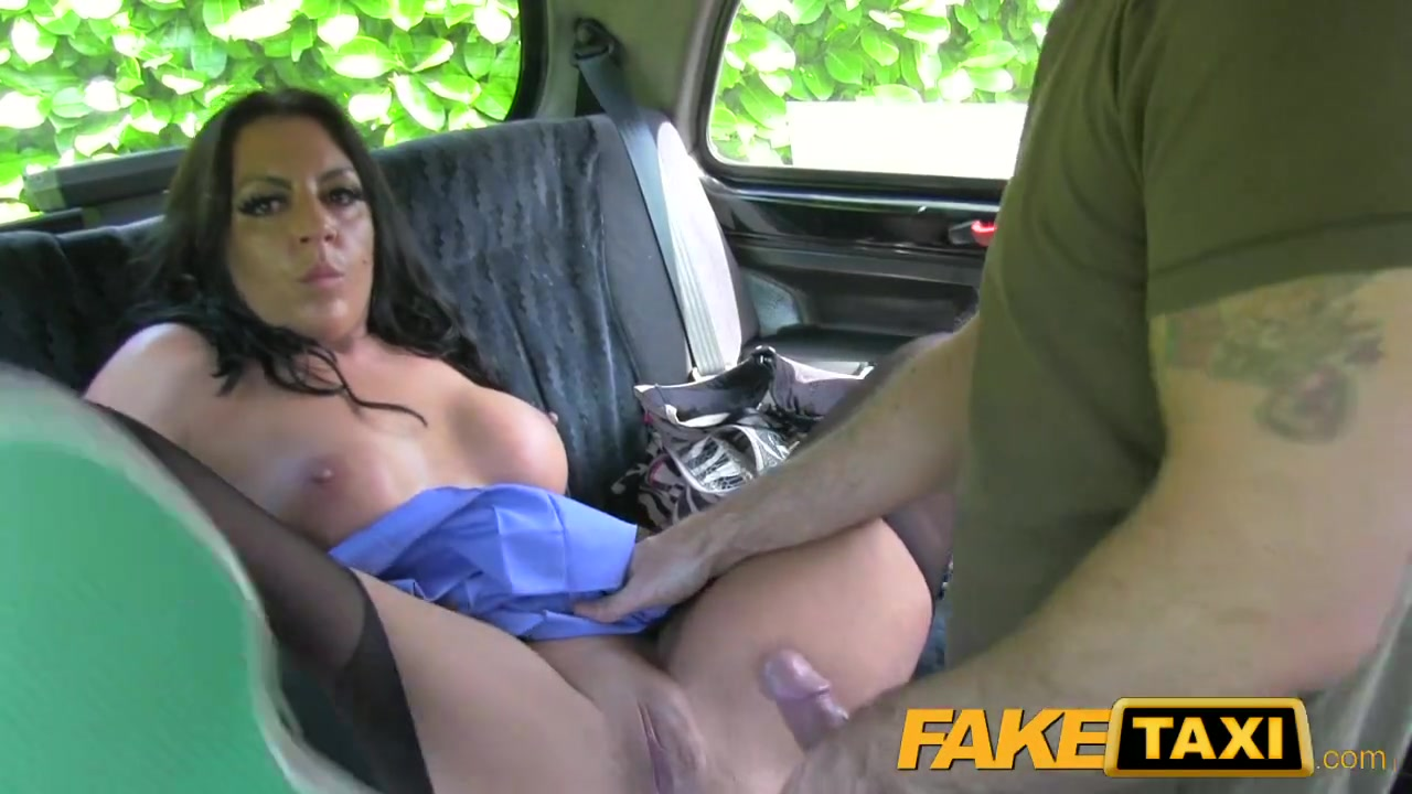 FakeTaxi: Sexually Excited nurse likes a large ramrod Eharmony now free to communicate