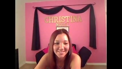 Christina models webcam session 6 hasbro vintage 70 s weebles