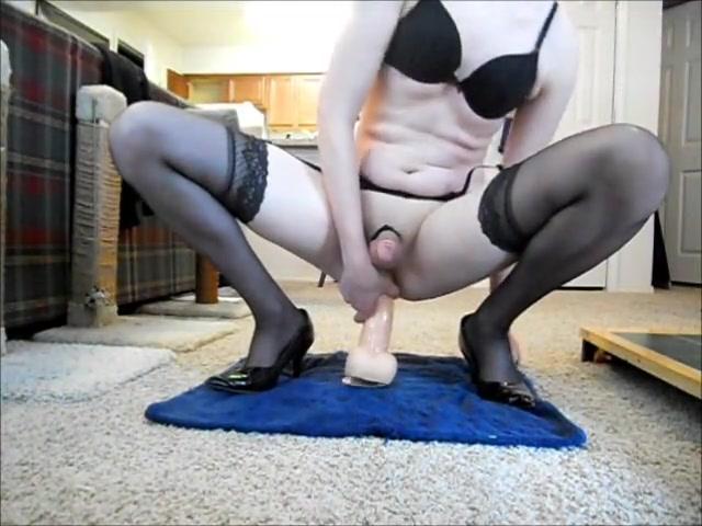 More cross-dressing sissy big dildo fun! Free agy twink movies
