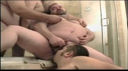 Bear group havin sex whail on your period