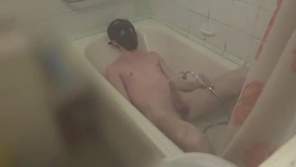 The man in the shower orgasm from water nude girls in the cayman islands
