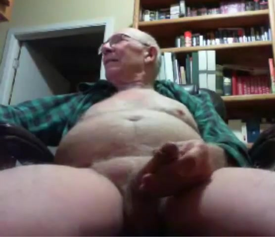 Grandpa stroke on cam 7 Female woman handjob dick slowly