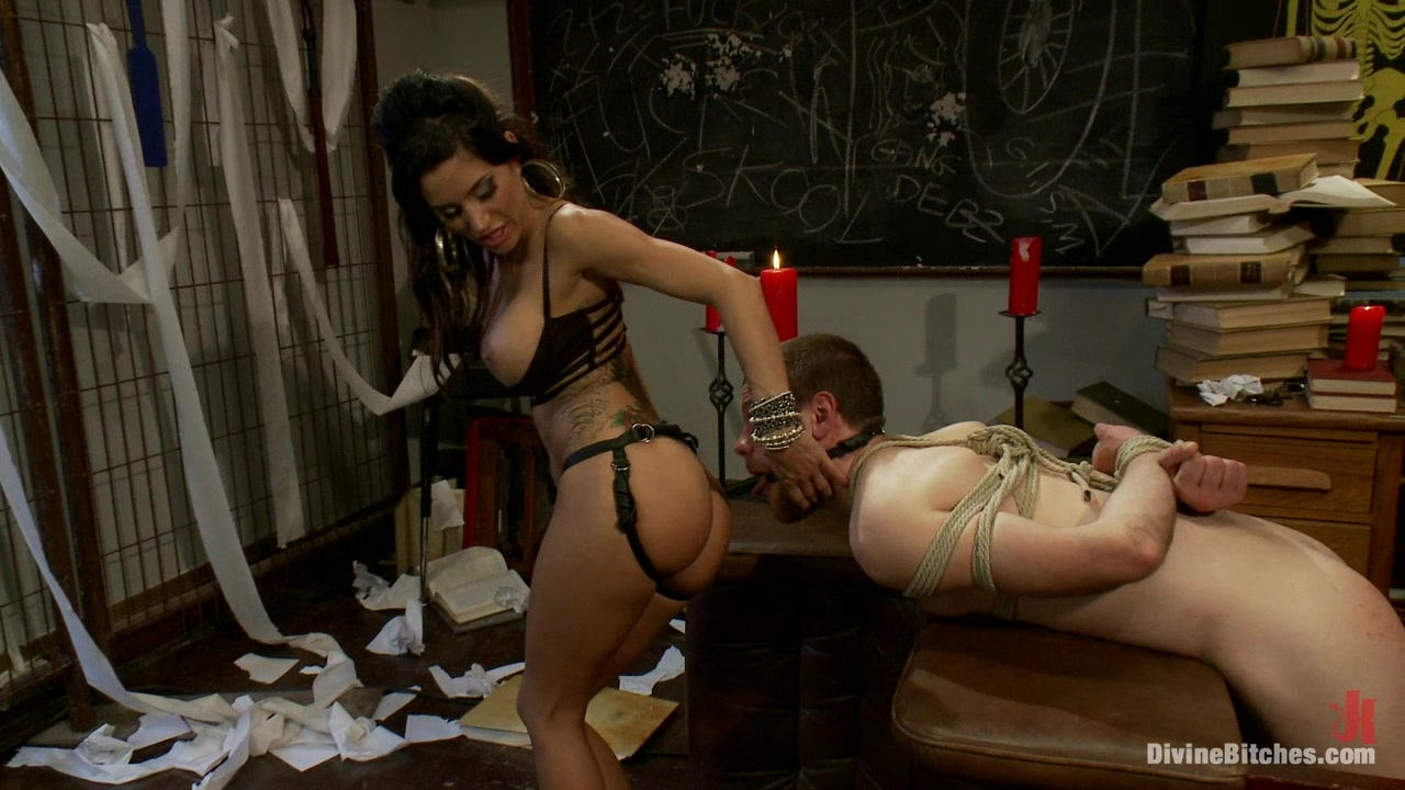 Gia FUCKING Dimarco gives a prostate milking so intense you have to see it to believe it sex porn video for free