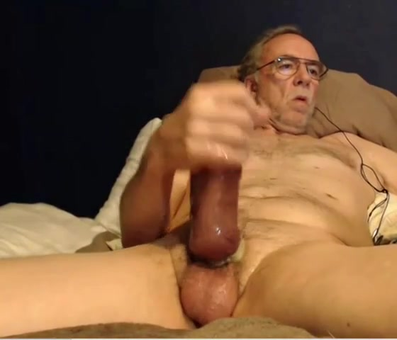 Big cock grandpa stroke on cam 2 Craigslist encounters
