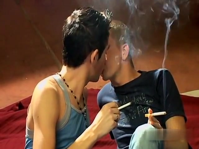 Smoking twinks Asian solo porn