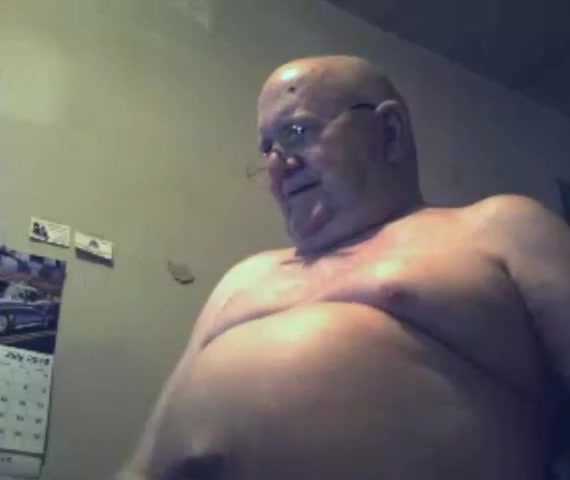 Grandpa stroke on cam 2 Shaved pink pussy pics