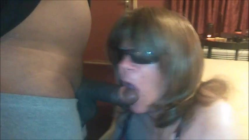 Mandeegurl Serves As BBC Whore Grouo Sex Porn