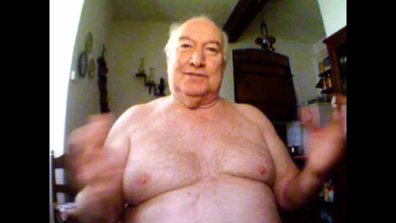 Grandpa show on cam Sissy diaper fetish control
