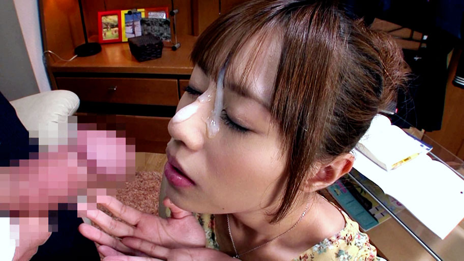 Saki Kouzai in Rina Takes A Load - TeensOfTokyo lesbian flirting using eyes