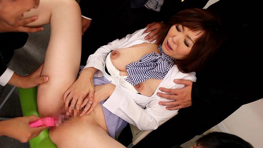 Ai Shimatani in Sayuri Classroom Fucktoy - MilfsInJapan Bbw boob drop