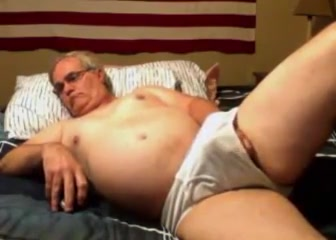 Grandpa stroke on cam 2 Teen Dykes Scissoring On Leather Couch