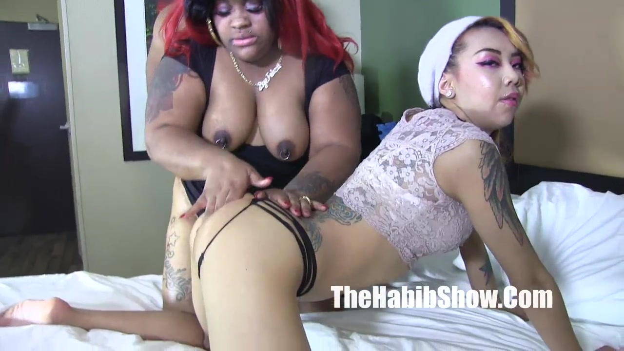 phat booty bbw ms giggles banged by lil kim chi and henesey_all Free streaming voyeur porn