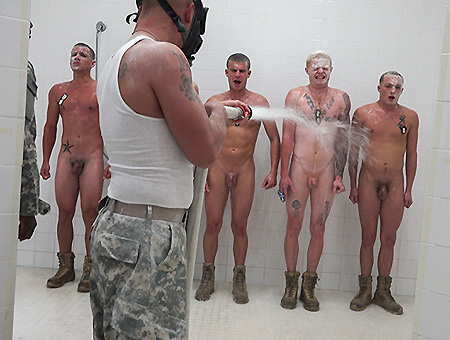 The Hazing, The Showering and The Fucking - TroopCandy high resolution sex girl