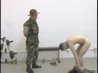 Fuck Me, Sergeant Teen video free horny