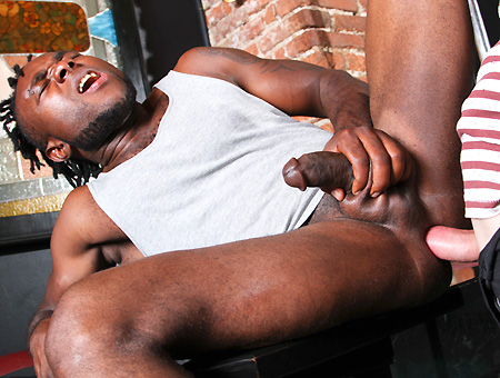 Anal Sex At The Gay Bar - BigDaddy phat booty sex video
