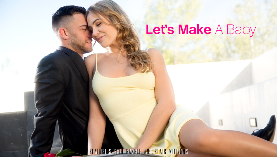 Blair Williams & Seth Gamble in Lets Make A Baby - EroticaX young spunk 2018 jelsoft enterprises ltd
