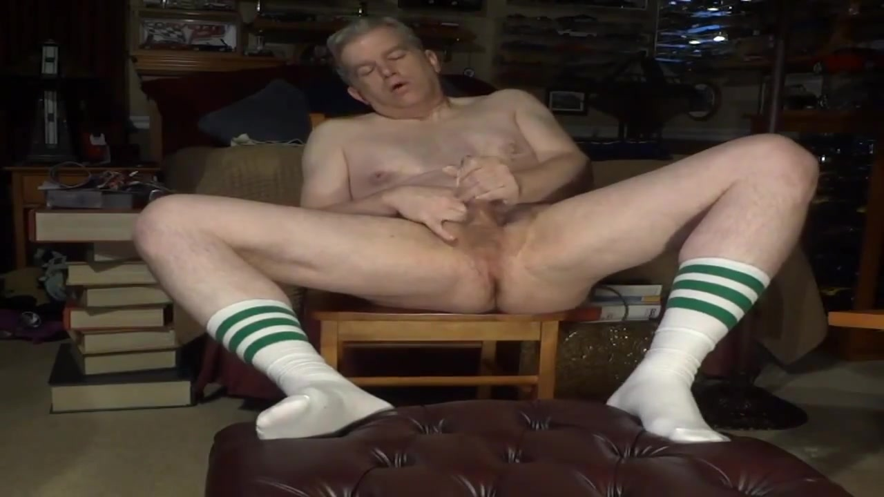 Handsome not uncle cumshot in white socks compilation watch d gray man
