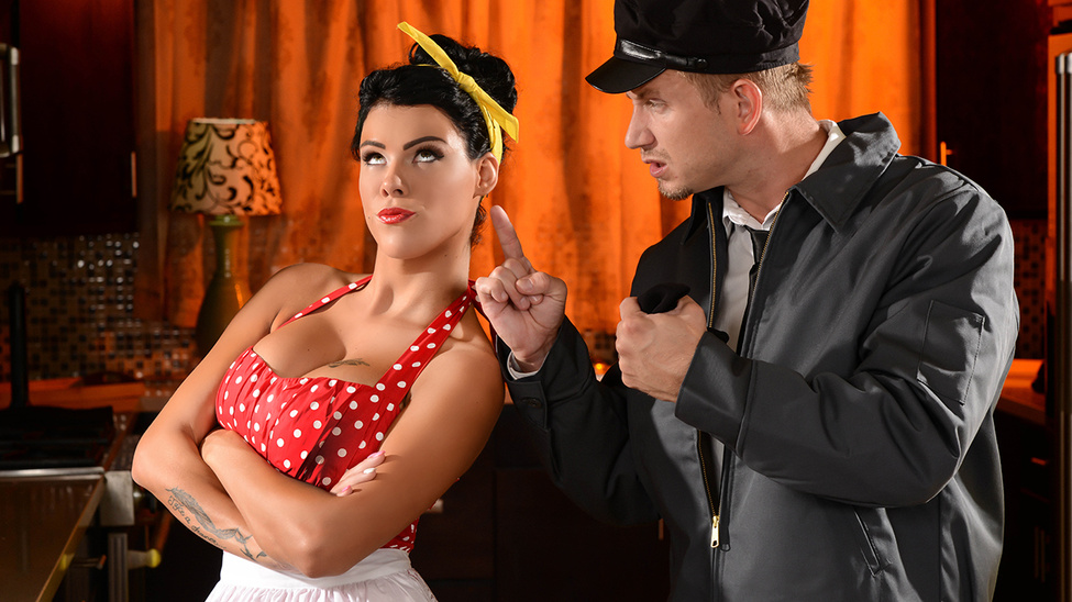 Peta Jensen & Bill Bailey in My Honey Wants It Rough - Brazzers