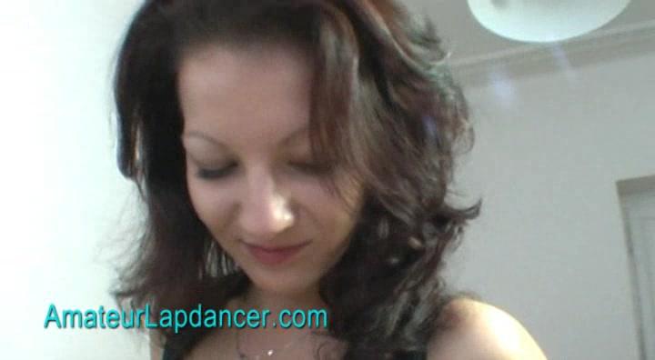Natural czech brunette lapdances Chatroulette talk