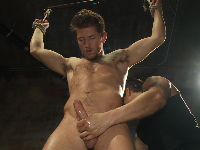 A hot straight stud and his first cock! Saratoga springs ny swinger