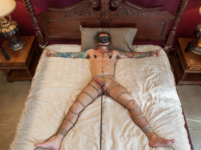 Straight stud endures relentless edging, tight bondage and tickle torment Kates playground nude galleries