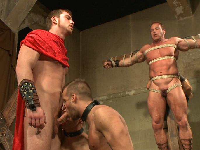 портал собрал голые воины-спартанцы трахаются фото зрелых баб