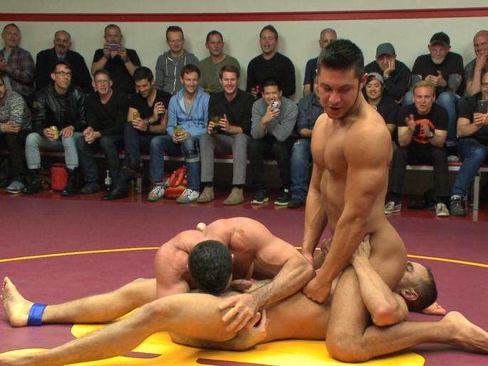 Brock Avery & Jessie Colter vs Billy & Seth Santoro - Live Match Phat juicy butt porn