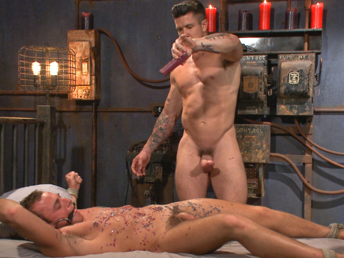 Bondage Envy in Boundgods Video big brother sex porn