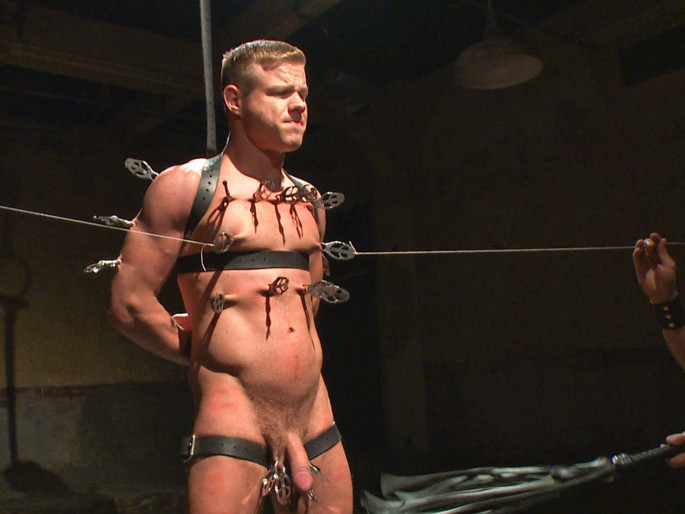 Joseph Rough - The stud can really take it! Soft sex blacked hd