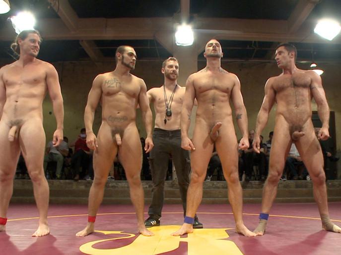 Big Show & The Giant VS Cut-Throat & The Contender - Live Match! Teacher Videos Xxx