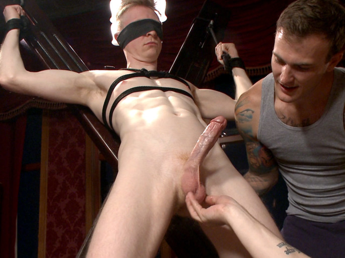 Lean hunk Rob Yaeger relentlessly edged & tormented w/ ice - Live Show ass spanked 2018 jelsoft enterprises ltd