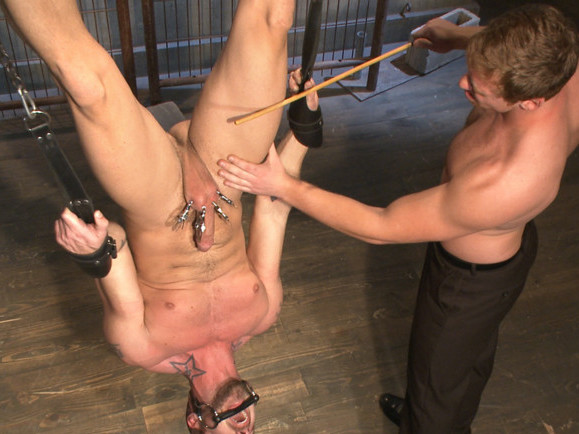 The Interrogation in Boundgods Video sex in early pregnancy