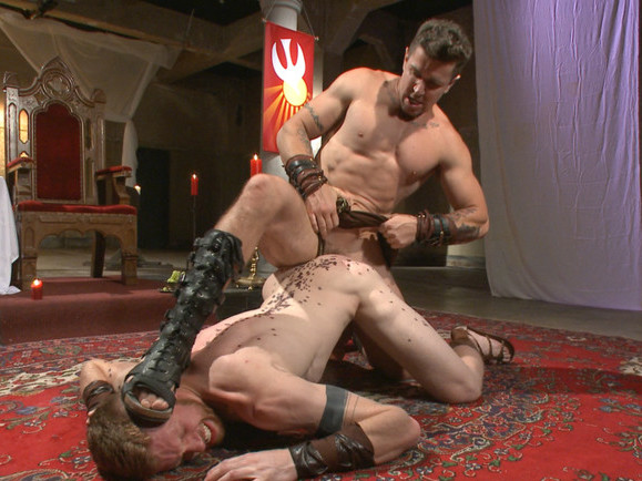 Roman slave offers his entire body to the whims of his cruel Dominus Yeng guiao wife sexual dysfunction