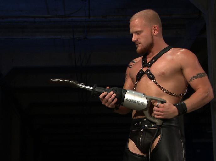 The Leather Biker free tondra sex ed videos