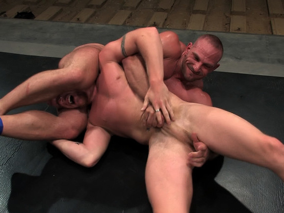 Luke Riley vs Samuel Colt Twink woman lick cock load cumm on face